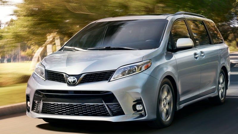 2018 toyota sienna | toyota sienna in raleigh, nc | leith cars