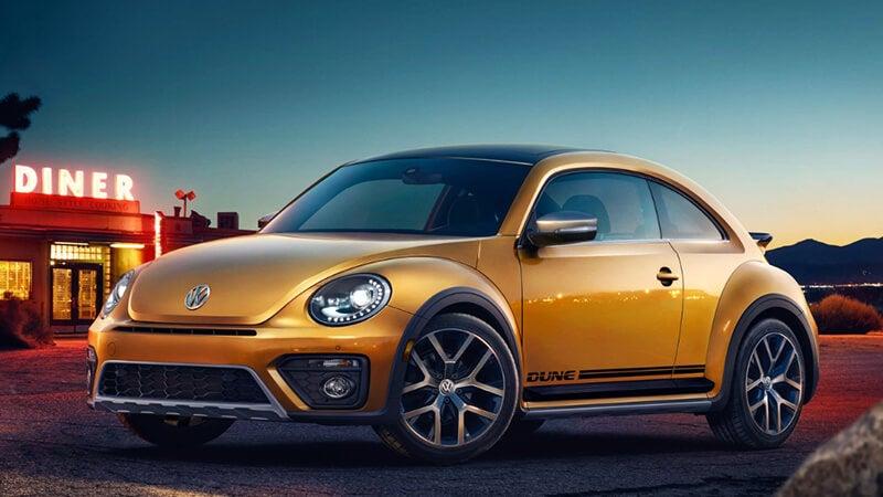 2017 Volkswagen Beetle in Raleigh, NC | Leith Cars