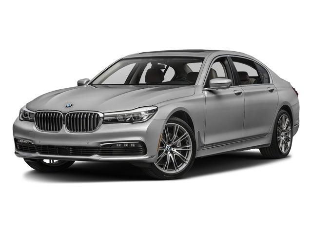 Used 2016 BMW 7 Series 4dr Sdn 740i RWD North Carolina WBA7E2C58GGD99969
