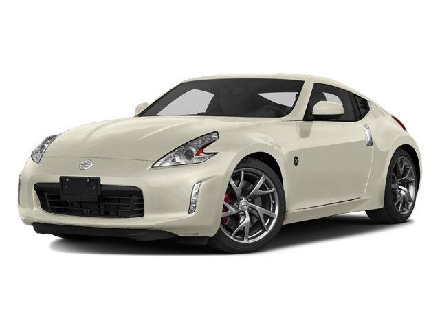 New 2017 Nissan 370z Coupe Touring Manual North Carolina Jn1az4eh4hm955004