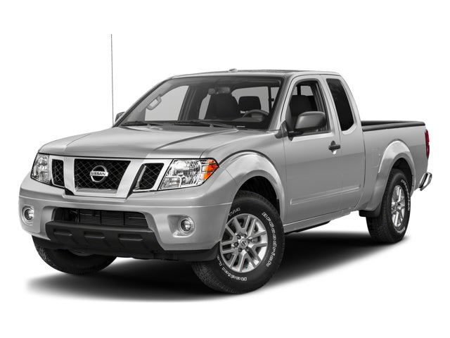 New 2017 5 Nissan Frontier King Cab 4x4 Sv V6 Auto North