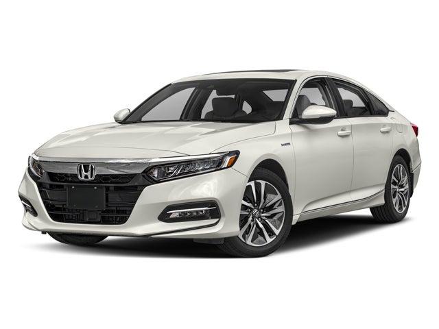 New 2018 Honda Accord Hybrid EX Sedan North Carolina 1HGCV3F4XJA010669