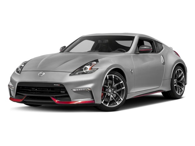 New 2018 Nissan 370z Nismo Manual North Carolina Jn1az4eh4jm570600