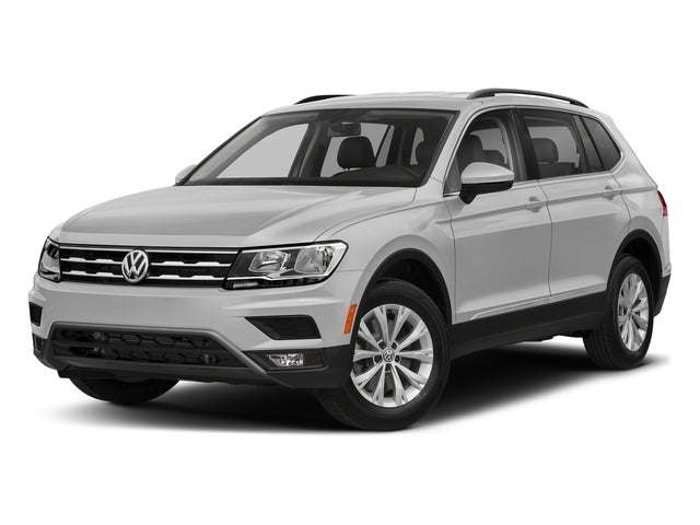 New 2018 Volkswagen Tiguan 2.0T SEL 4MOTION North Carolina 3VV2B7AX3JM139076