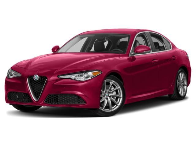 New 2019 Alfa Romeo Giulia Ti Sport Rwd North Carolina Zarfambn8k7601356