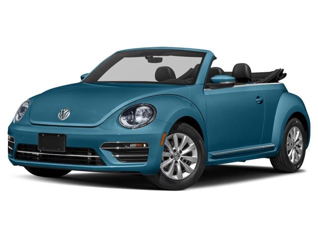New 2019 Volkswagen Beetle Convertible S Auto North Carolina 3vw5daat5km506669
