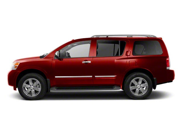 2011 Nissan Armada 2WD 4dr SL In Raleigh, NC   Leith Cars