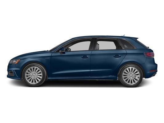 2016 Audi A3 E Tron 4dr Hb Premium Plus In Raleigh Nc Leith