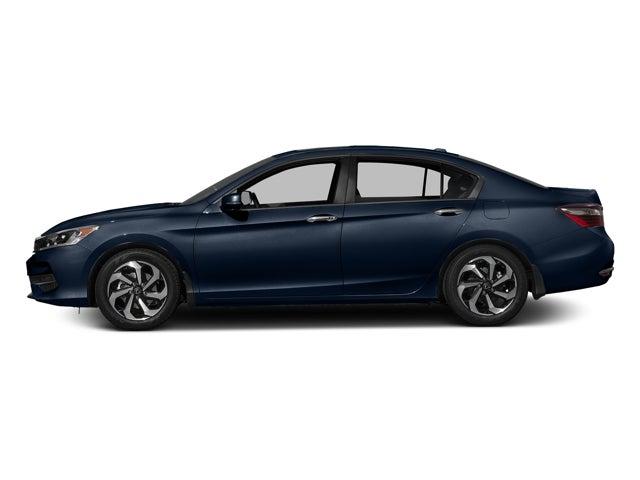 Used 2016 Honda Accord Sedan 4dr I4 Cvt Ex L North Carolina