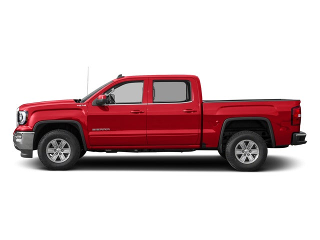 new 2017 gmc sierra 1500 4wd crew cab 143 5 sle north. Black Bedroom Furniture Sets. Home Design Ideas