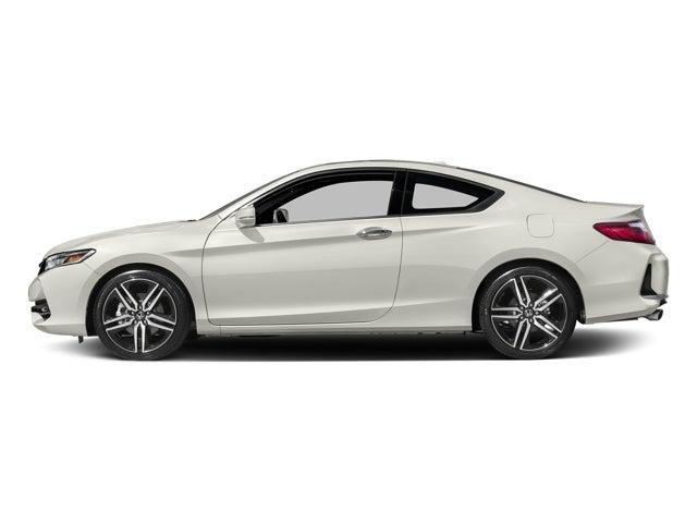 New 2017 Honda Accord Coupe Touring Auto North Carolina