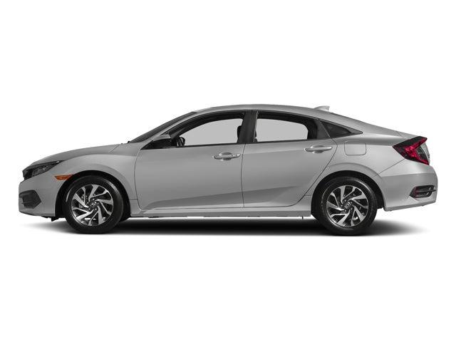 Used 2017 Honda Civic Sedan Ex Cvt North Carolina 19xfc2f78he040086