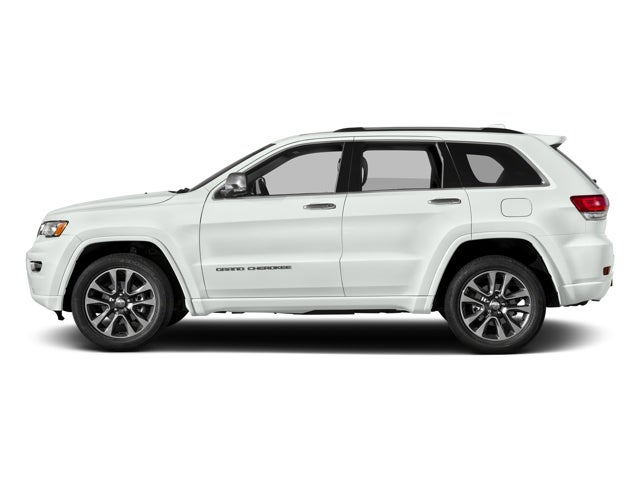 2017 Jeep Grand Cherokee Overland 4x4 In Raleigh Nc Leith Cars