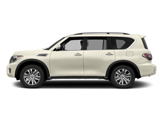 Used 2017 Nissan Armada 4x2 SL North Carolina JN8AY2ND3H9001188