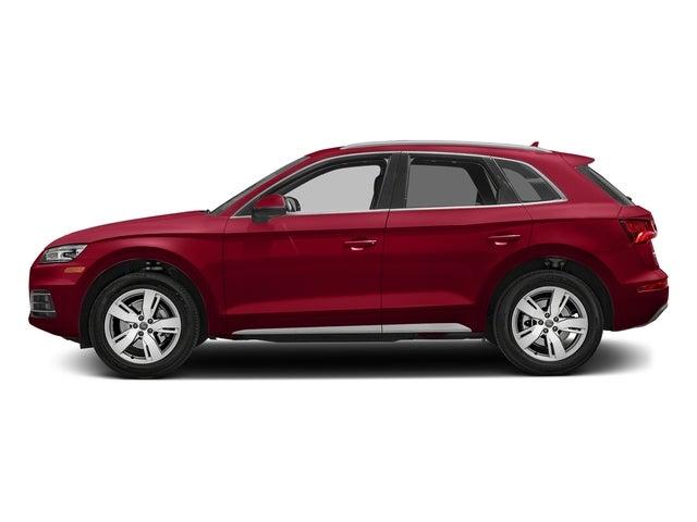 New 2018 Audi Q5 Quattro North Carolina Wa1bnafy9j2031602
