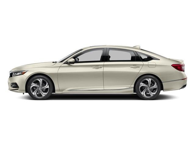 New 2018 Honda Accord Sedan Ex Cvt North Carolina
