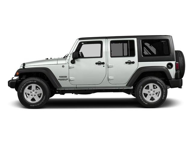 new 2018 jeep wrangler unlimited jk sport 4x4 north. Black Bedroom Furniture Sets. Home Design Ideas