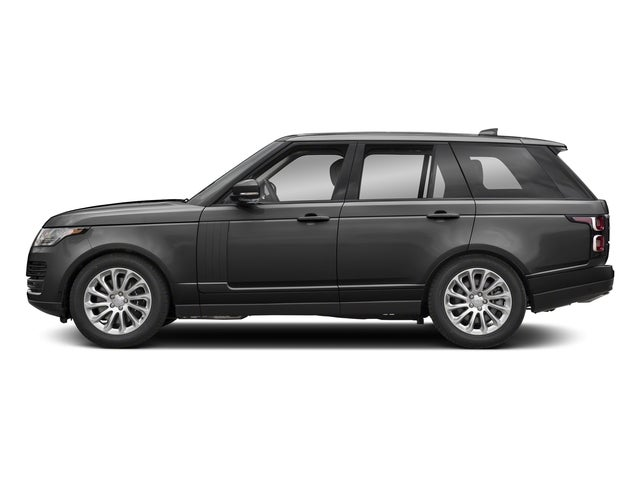 New 2018 Land Rover Range Rover V6 Supercharged Hse Swb