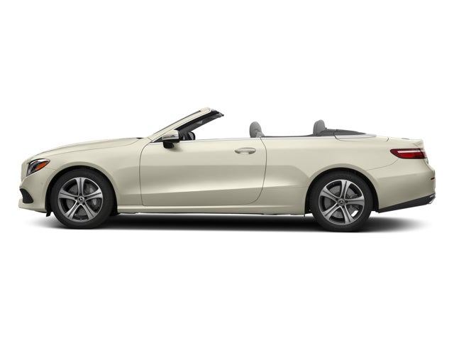 New 2018 mercedes benz e 400 rwd cabriolet north carolina for Leith mercedes benz of raleigh nc