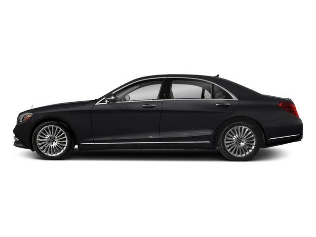 New 2018 mercedes benz s 560 sedan north carolina for Mercedes benz huntersville nc