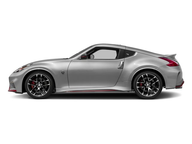New 2018 Nissan 370Z Coupe NISMO Manual North Carolina JN1AZ4EH4JM570600