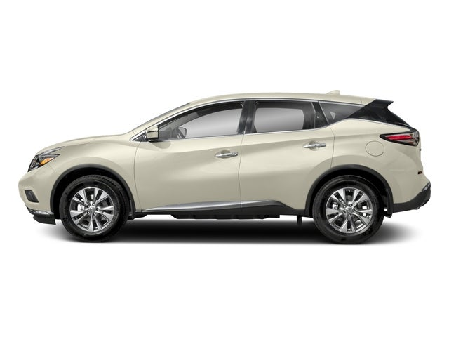 New 2018 Nissan Murano Fwd Sv North Carolina 5n1az2mg7jn110945