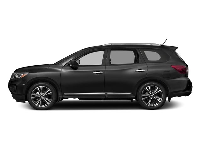 new 2018 nissan pathfinder 4x4 platinum north carolina. Black Bedroom Furniture Sets. Home Design Ideas