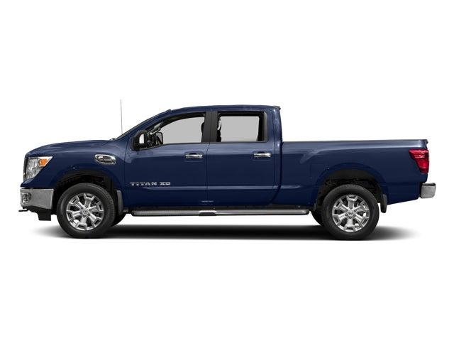 new 2018 nissan titan xd 4x4 diesel crew cab sv north carolina 1n6ba1f32jn520540. Black Bedroom Furniture Sets. Home Design Ideas