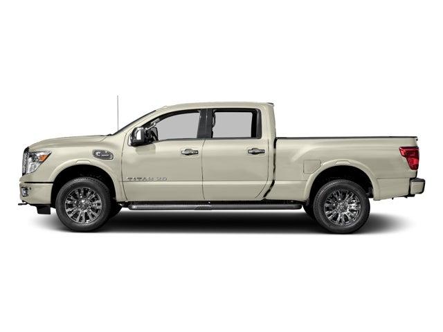 new 2018 nissan titan xd 4x4 diesel crew cab platinum reserve north carolina 1n6ba1f41jn516570. Black Bedroom Furniture Sets. Home Design Ideas