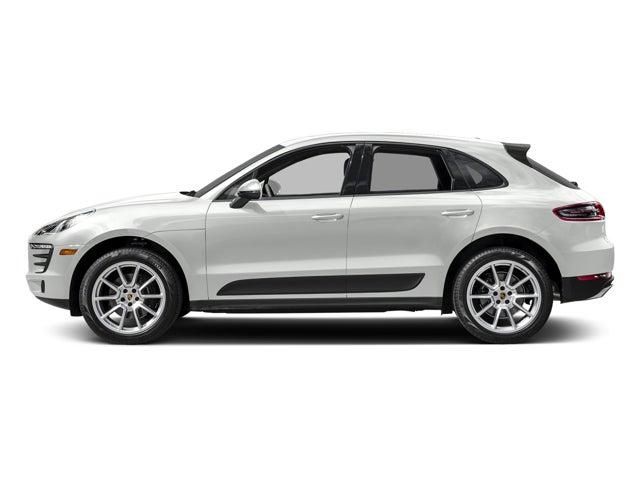 New 2018 Porsche Macan Base 95baa1 North Carolina