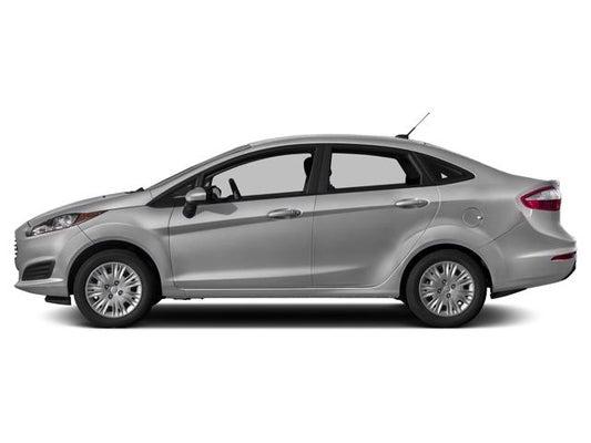Ford Fiesta Sedan >> 2019 Ford Fiesta Se Sedan