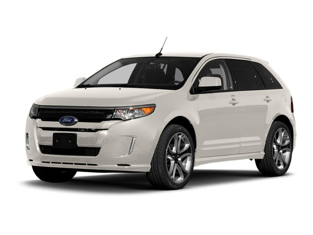Ford Edge Dr Sport Fwd In Raleigh Nc Leith Cars