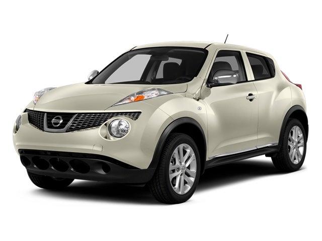 Used 2014 Nissan Juke 5dr Wgn Cvt Nismo Awd North Carolina