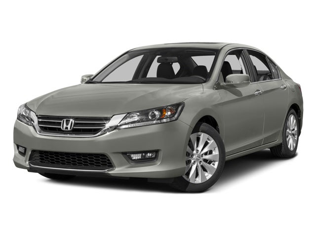 2015 Honda Accord Sedan 4dr I4 CVT EX L In Raleigh, NC   Leith