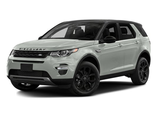 used 2016 land rover discovery sport awd 4dr hse lux north carolina salct2bg9gh589595. Black Bedroom Furniture Sets. Home Design Ideas