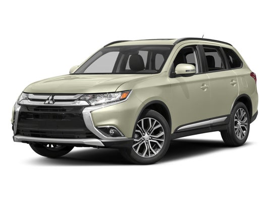 2016 Mitsubishi Outlander Awc 4dr Sel In Raleigh Nc Leith Cars