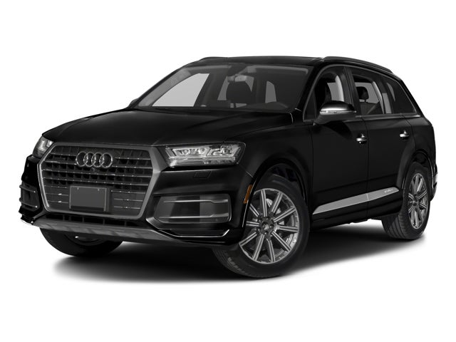 2017 Audi Q7 3 0t Premium Quattro In Raleigh Nc Leith Cars
