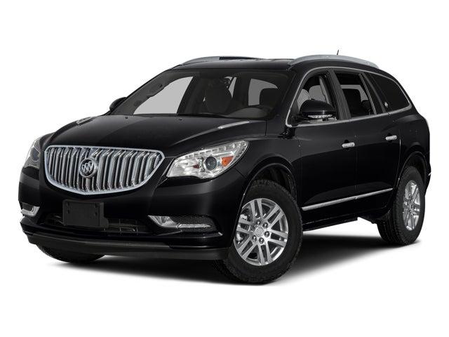 New 2017 Buick Enclave Fwd 4dr Leather North Carolina 5gakrbkd5hj292956