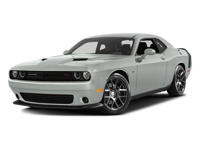 New 2017 Dodge CHALLENGER R/T SCAT PACK North Carolina ...