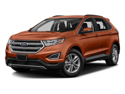 Ford Edge Awd >> 2017 Ford Edge Titanium Awd