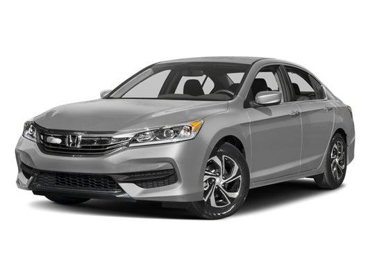 Honda Accord Lx >> 2017 Honda Accord Lx Cvt
