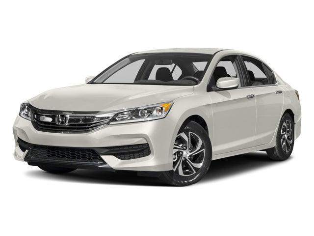 Used 2017 Honda Accord Sedan LX CVT North Carolina 1HGCR2F33HA