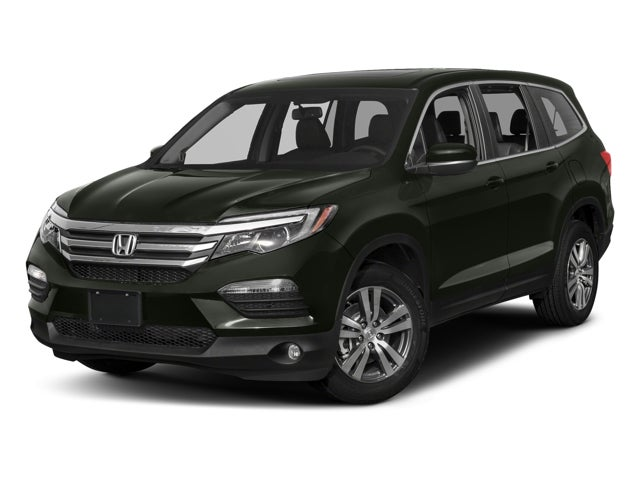 New 2017 Honda Pilot Ex L W Res 2wd North Carolina