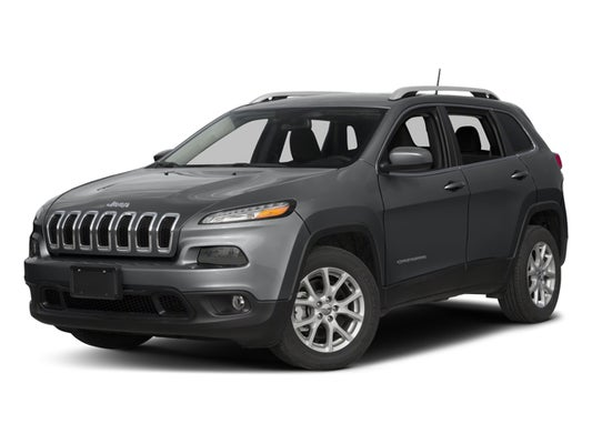 2017 Jeep Cherokee Laude 4x4 In Raleigh Nc Leith Cars
