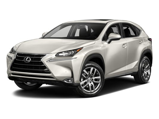 2017 Lexus Nx 300h Awd In Raleigh Nc Leith Cars