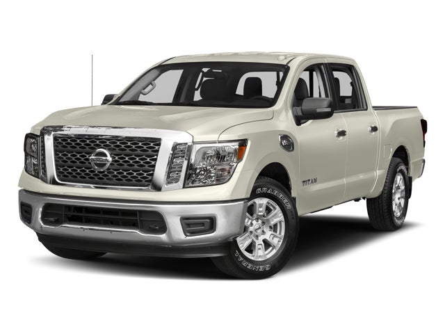 new 2017 nissan titan 4x4 crew cab sv north carolina 1n6aa1e51hn552694. Black Bedroom Furniture Sets. Home Design Ideas