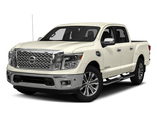 new 2017 nissan titan 4x4 crew cab sl north carolina 1n6aa1e50hn501509. Black Bedroom Furniture Sets. Home Design Ideas