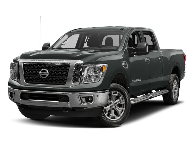 new 2017 nissan titan xd 4x4 diesel crew cab sv north carolina 1n6ba1f42hn510853. Black Bedroom Furniture Sets. Home Design Ideas