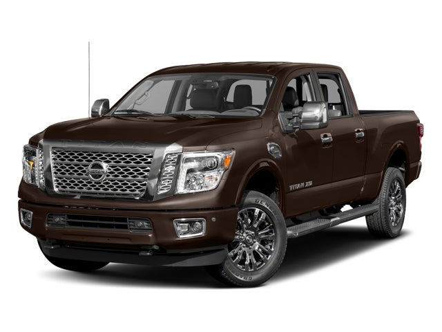 new 2017 nissan titan xd 4x4 gas crew cab platinum reserve north carolina 1n6aa1f45hn520689. Black Bedroom Furniture Sets. Home Design Ideas