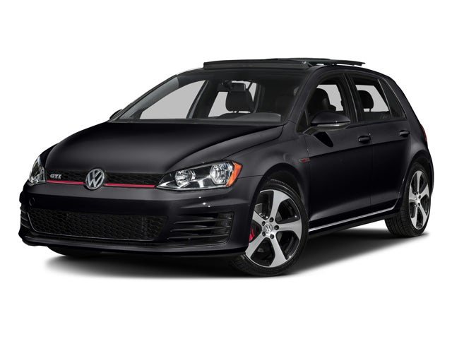 2017 Volkswagen Golf Gti In Raleigh Nc Leith Cars